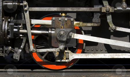 Train stock photo,  by Kjell Westergren