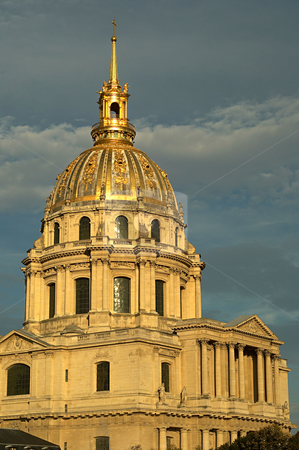MPIXIS250950 stock photo, Church of hotel des invalides paris by Mpixis World