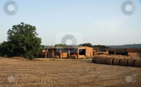 Farm house in Catalonia  stock photo,  by Gady Cojocaru