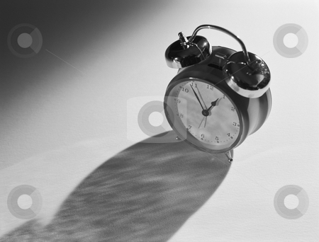 MPIXIS257029 stock photo, Alarm clock by Mpixis World
