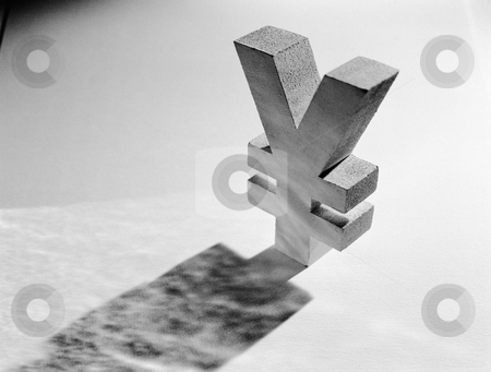 MPIXIS257017 stock photo, Yen sign by Mpixis World