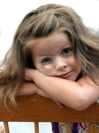Young Girl stock photo,  by Corinna Walby