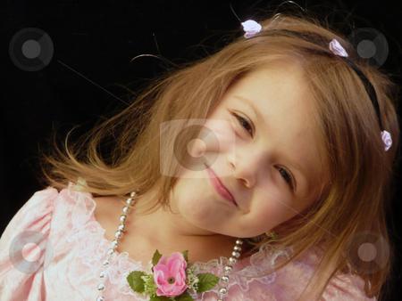 Princess stock photo,  by Corinna Walby