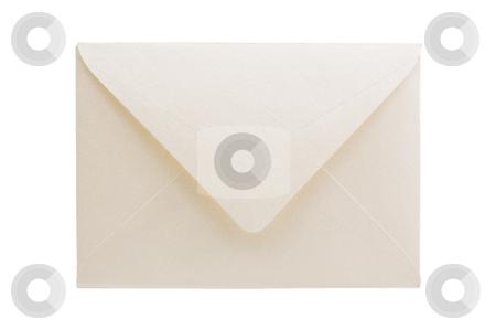 Envelope isolated on white background. stock photo, Envelope isolated on white background, studio shot. by Pablo Caridad