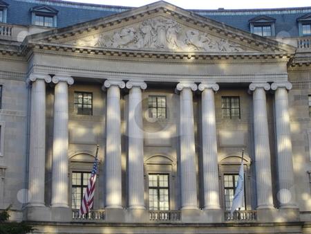 Environmental Protection Agency in Washington DC (USA) stock photo,  by Ritu Jethani