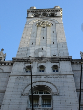 Old Post Office Building in Washington DC (USA) stock photo,  by Ritu Jethani
