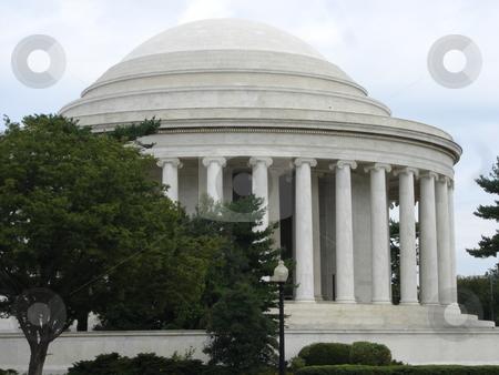 Jefferson Memorial in Washington DC stock photo,  by Ritu Jethani