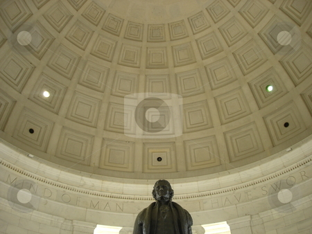 Jefferson Memorial in Washington DC stock photo,  by Ritu Jethani