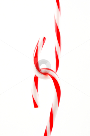 Candy Canes stock photo, Candy canes ready for the holidays. by Robert Byron