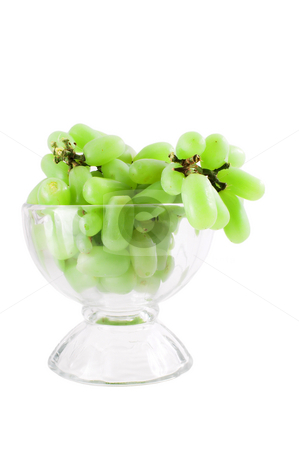Grapes stock photo, Delicious and healthy grapes ready to be devoured. by Robert Byron