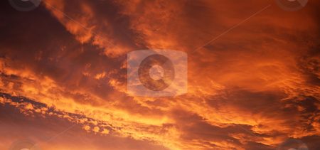 MPIXIS250702 stock photo, Dawn cloudscape by Mpixis World
