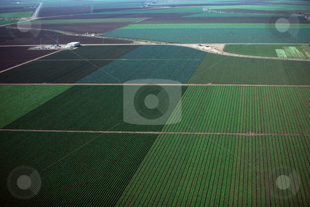 MPIXIS250639 stock photo, Aerial view of arable farms by Mpixis World