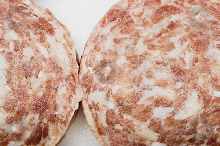MPIXIS250864 stock photo, Raw sausage meat by Mpixis World