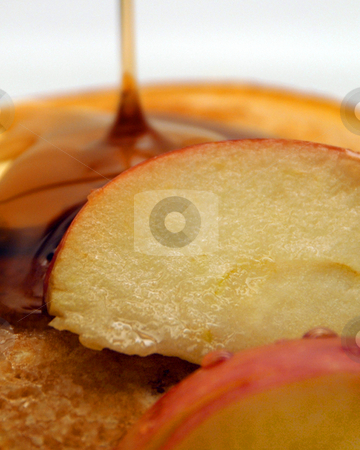 Pancackes and Syrup stock photo,  by Timothy OLeary