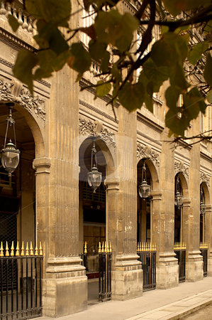 MPIXIS250962 stock photo, Palais royal france by Mpixis World