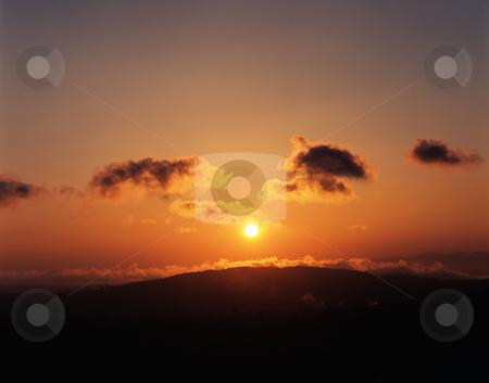 MPIXIS250733 stock photo, Sunset over Edinburgh by Mpixis World