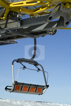 Ski cablecar stock photo, Cablecar for the transportation of people by Paulo Resende