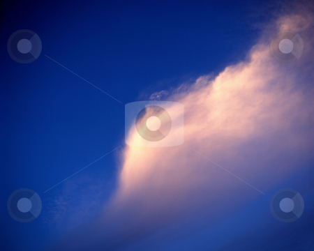 MPIXIS250507 stock photo, Pink cloud in sky by Mpixis World