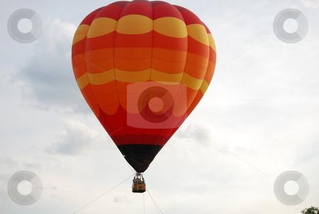 Air Balloons stock photo, RI Hot Air Balloon Festival by Bill Parmentier