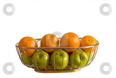 Freshness in a Bowl stock photo, Fresh bowl of fruit well lit so it conveys freshness by Johan Knelsen