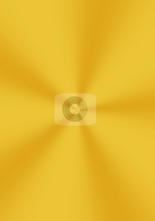 Golden background stock photo, Metallic gold background with star imprint by Wino Evertz