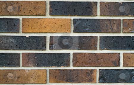 Brick wall stock photo,  by Richard Nelson