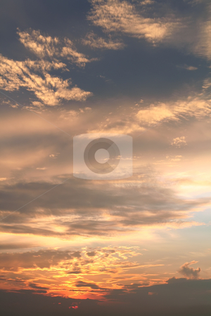 Sunrise coast stock photo, Sunrise of the coast of Malaysia early morning by Kheng Guan Toh