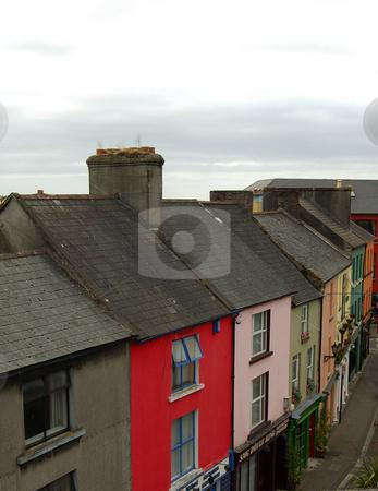 Athlone Ireland stock photo, Street Scene Athlone Ireland by Will Burwell