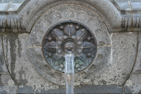 Water Fountain stock photo, Water fountain by Ryan Bouie