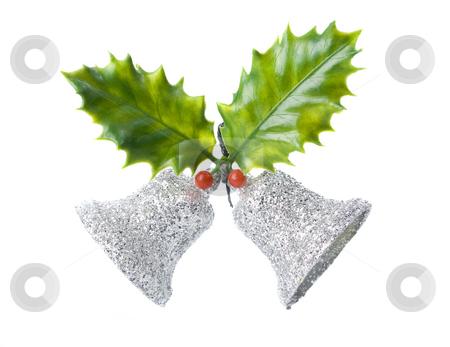 Christmas ornaments stock photo, Seasonal christmas ornaments  tu put in the xmas tree by Ivan Montero