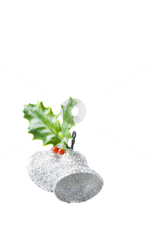 Christmas ornaments stock photo, Seasonal christmas ornaments  tu put in the xmas tree by Ivan Montero