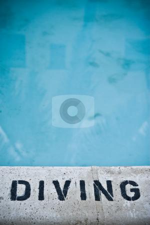 Diving ok stock photo,  by Jose Wilson Araujo