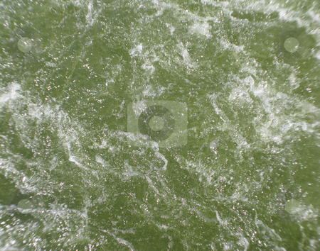 Background_turbulent water current stock photo, Raging current, turbulent water background by Bruce Peterson
