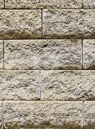 Pattern_background_laid bricks in wall stock photo, Brick wall pattern background by Bruce Peterson