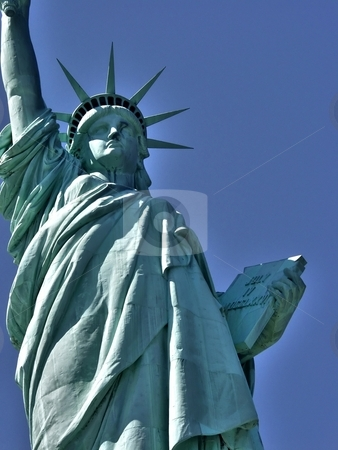 Freedom stock photo, Statue of Liberty in Staten Island by Laurent Dambies
