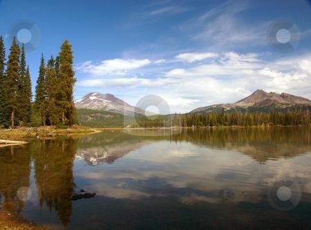 Cascade Range stock photo,  by Harold Johnson