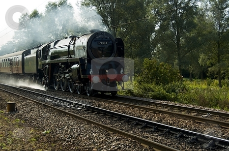 Steam Power stock photo,  by Mark Smith