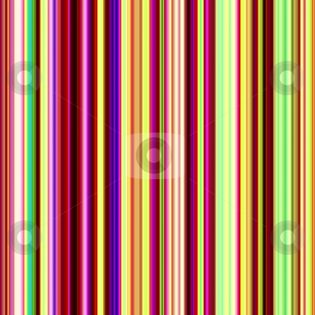 Streaks of multicolored light stock photo, Abstract wallpaper illustration of glowing wavy streaks of multicolored light by Kheng Guan Toh