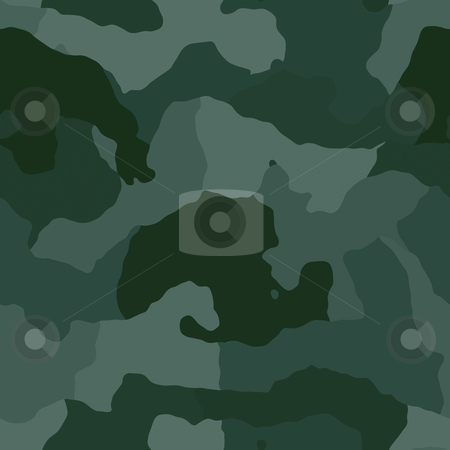 Camouflage pattern stock photo, Camouflage pattern blue gray colors design graphic wallpaper texture by Kheng Guan Toh