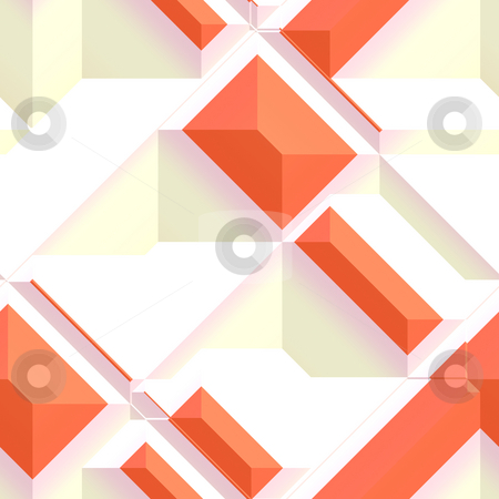 Angular geometric shapes stock photo, Smooth angular geometric abstract graphic design background by Kheng Guan Toh
