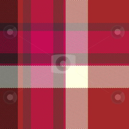 Tartan plaid pattern stock photo, Tartan Scottish plaid material pattern texture design by Kheng Guan Toh
