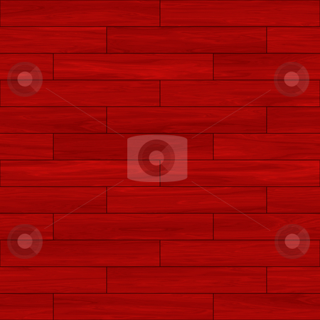 Wooden parquet tiles stock photo, Wooden parquet flooring surface pattern texture seamless background by Kheng Guan Toh