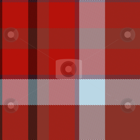 Tartan plaid pattern stock photo, Tartan Scottish plaid material pattern texture design by Kheng Guan Toh