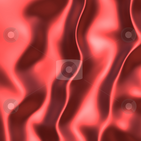 Glossy silk fabric stock photo, Silk fabric texture glossy cloth background image by Kheng Guan Toh