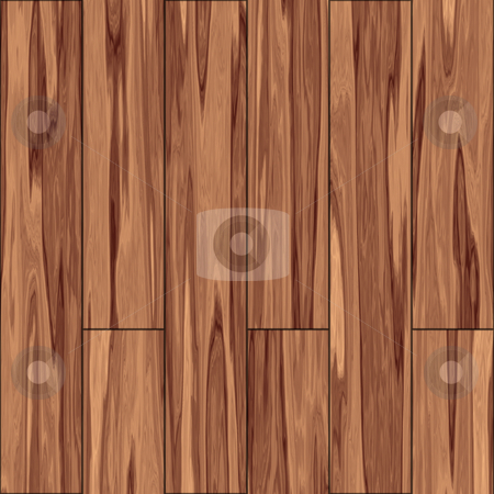 Wooden parquet tiles stock photo, Wooden parquet flooring surface pattern texture seamless background by Kheng Guan Toh