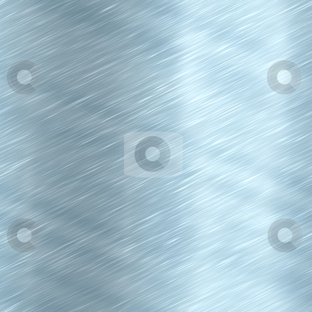Brushed metal texture stock photo, Texture background illustration of brushed glossy metal surface by Kheng Guan Toh