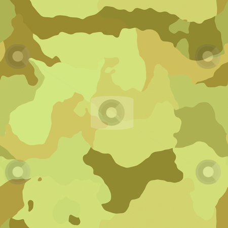 Camouflage pattern stock photo, Camouflage pattern jungle colors design graphic wallpaper texture by Kheng Guan Toh