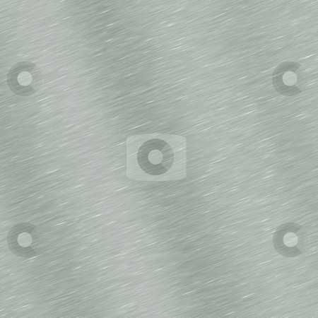 Brushed metal texture stock photo, Brushed metal surface texture seamless background illustration by Kheng Guan Toh