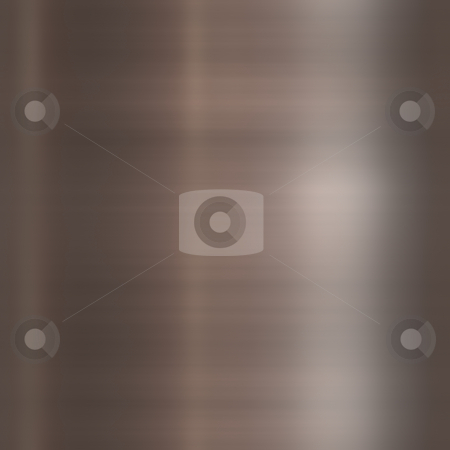 Glossy brushed metal stock photo, Brushed smooth glossy metal surface texture background illustration by Kheng Guan Toh