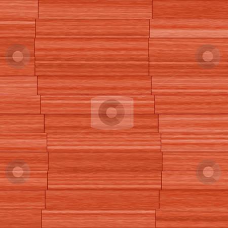Wooden parquet cherry stock photo, Wooden parquet flooring surface pattern texture seamless background by Kheng Guan Toh